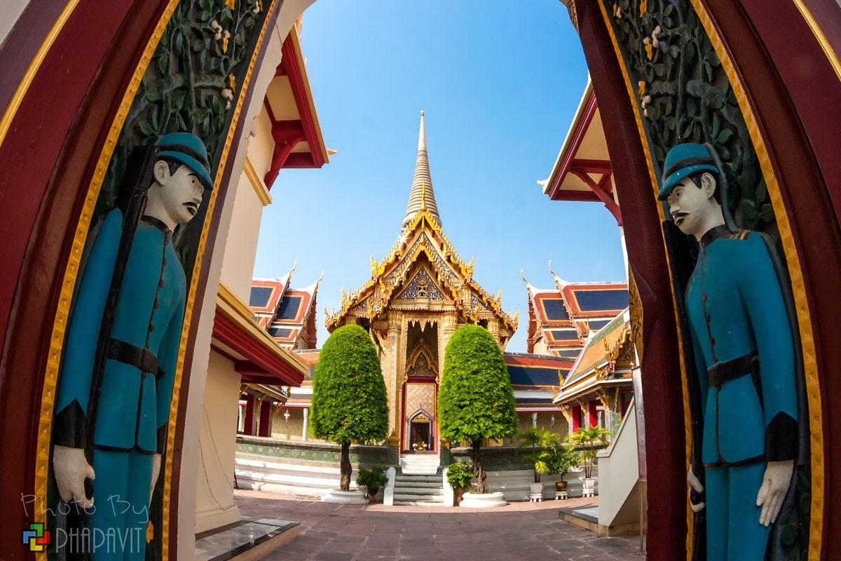 Bangkok Temple Hopping