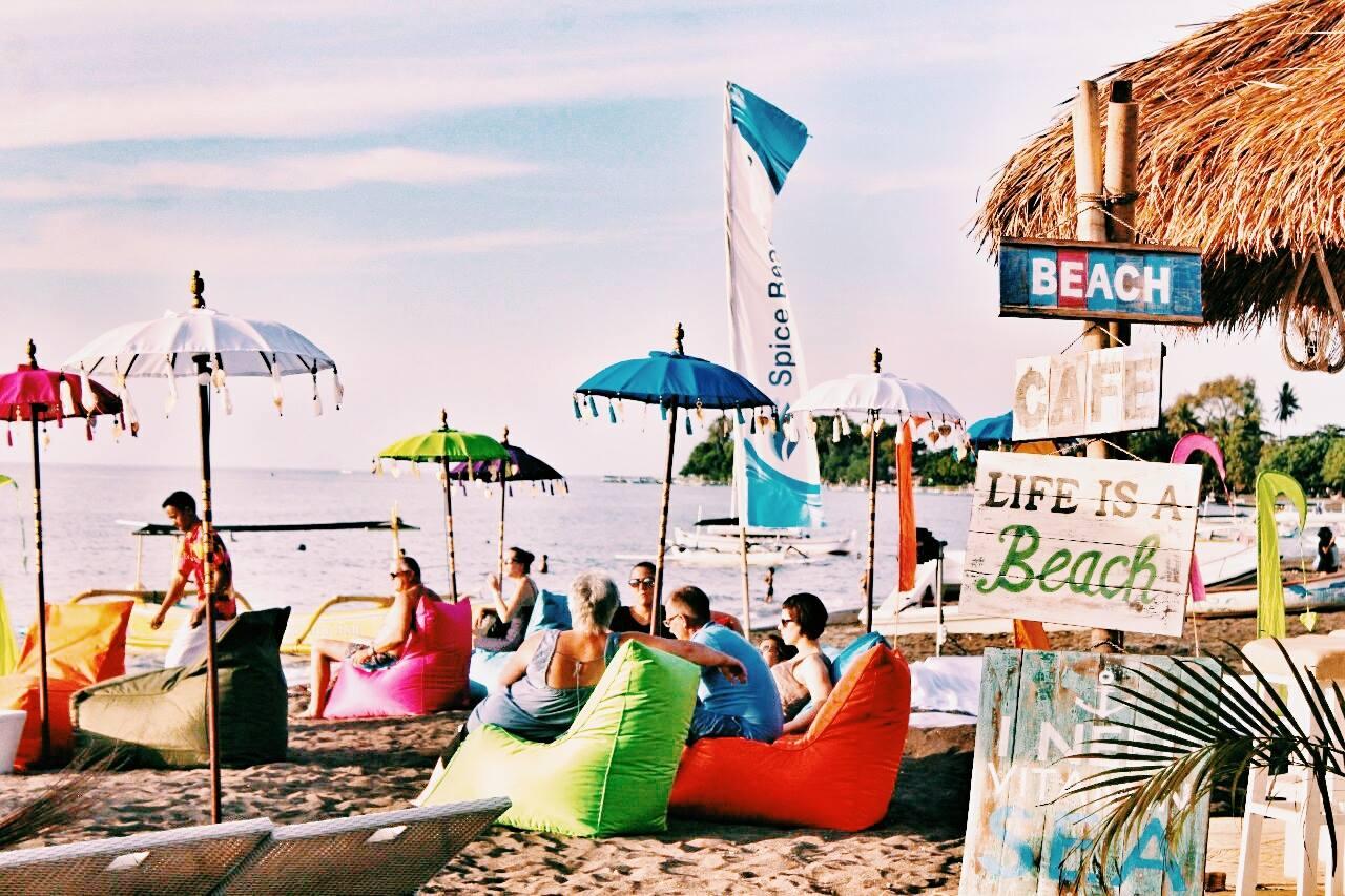 spice beach club