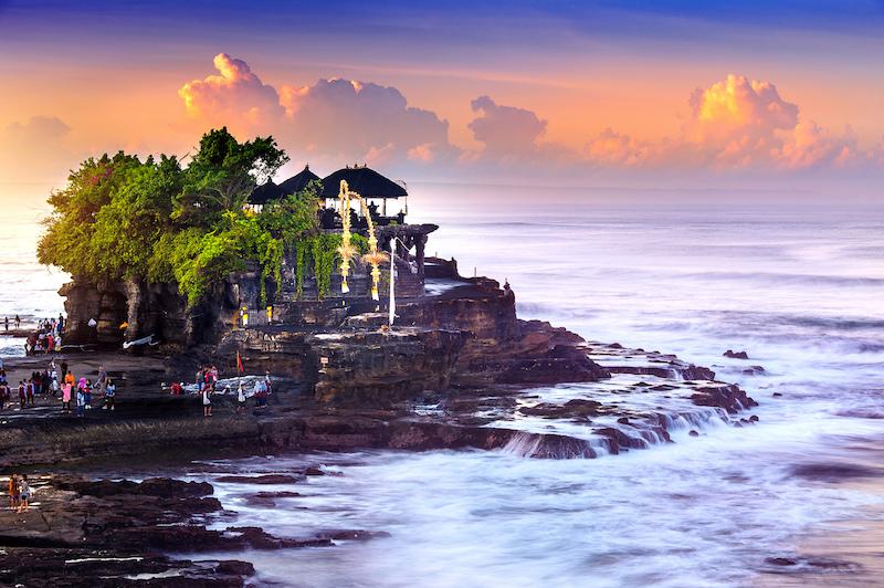 Bali temple hopping