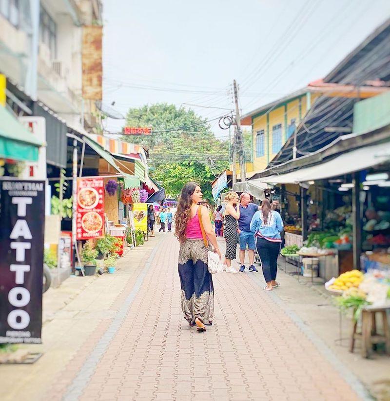 Sompet Market Chiang Mai