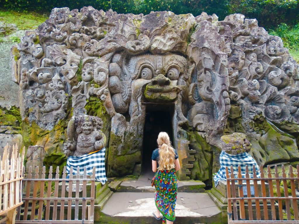 Elephant Cave Temple Ubud