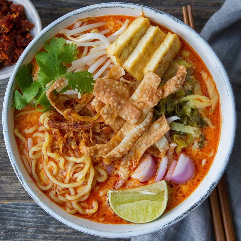 what and where to eat in Chiang Mai