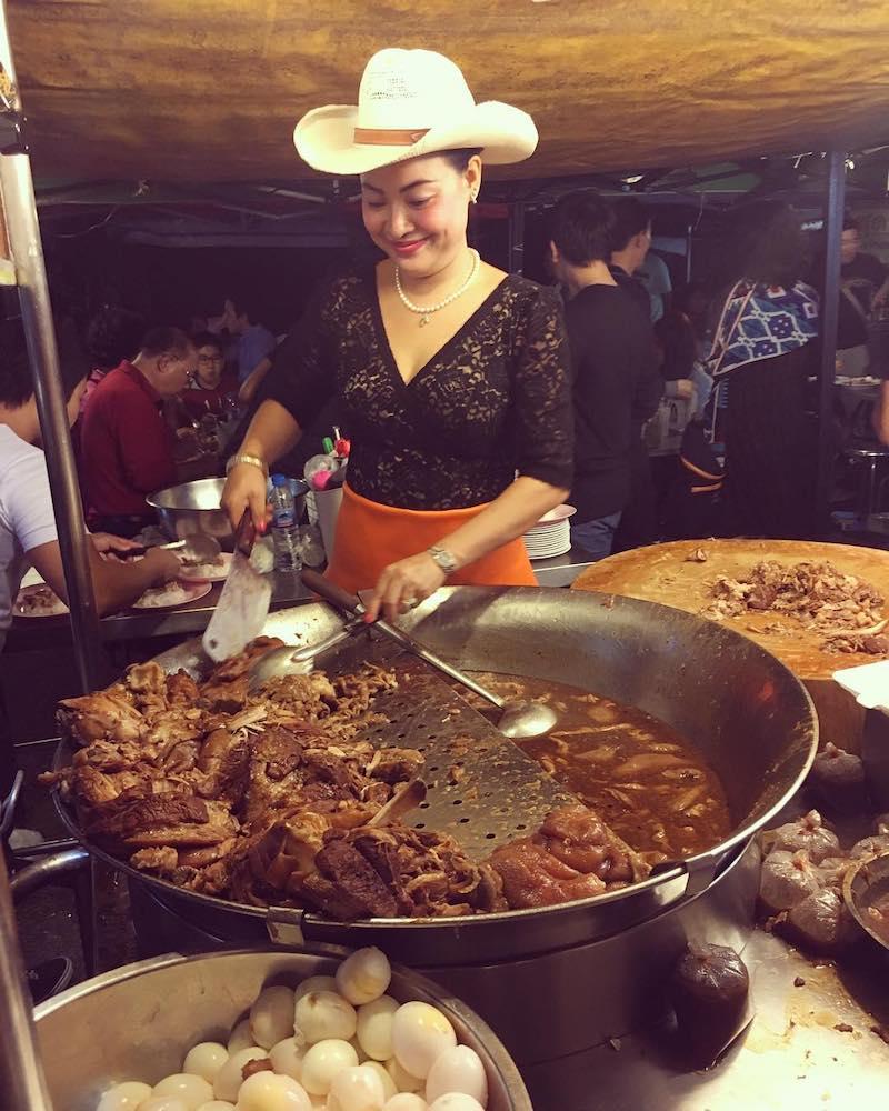 Khao Kha Moo Chang Phueak Chiang Mai