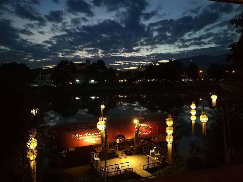 The Riverside Bar and Restaurant Chiang Mai