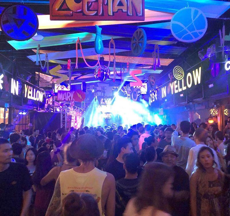 Chiang Mai clubs