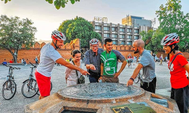Chiang Mai Foodie Bike Tour