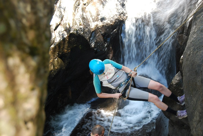 Chiang Mai Waterfall Rappelling Tour
