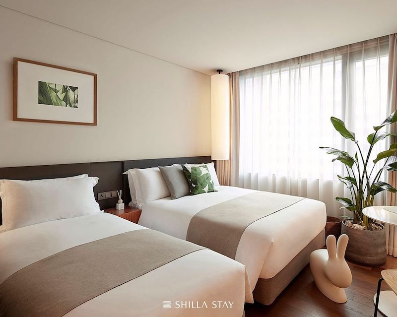 Seoul accommodations Seoul hotels