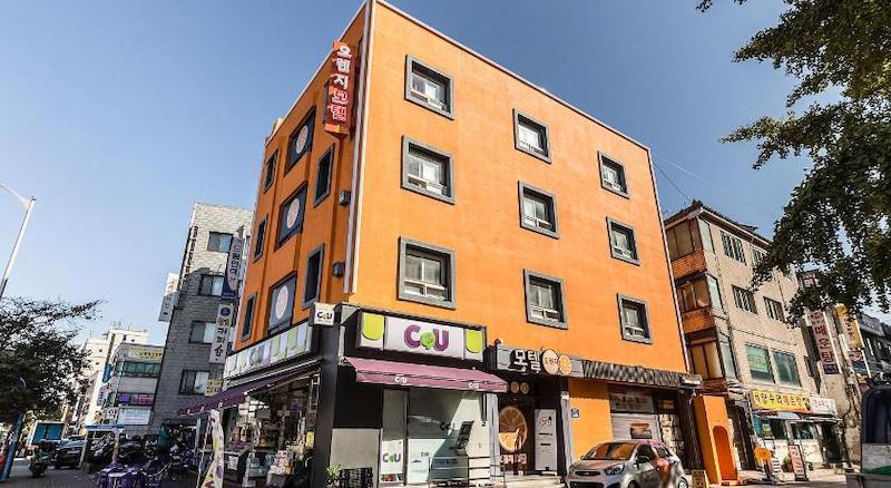 Seoul accommodation