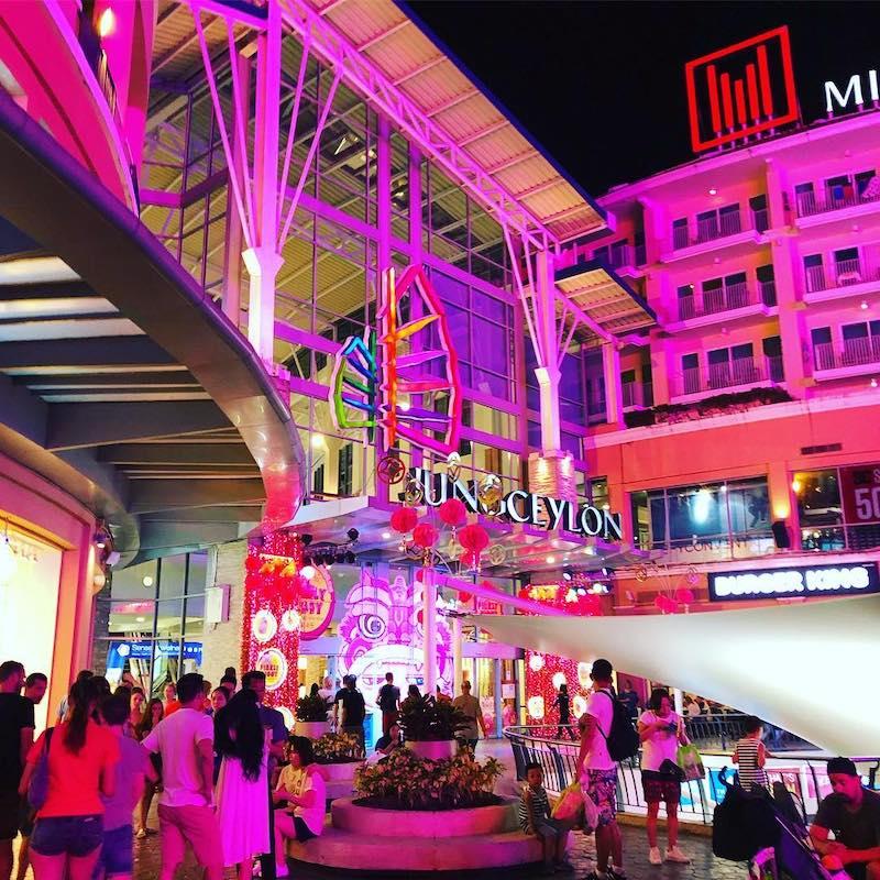 Jungceylong Shopping Mall