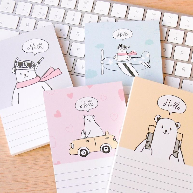 Korean designer stationery