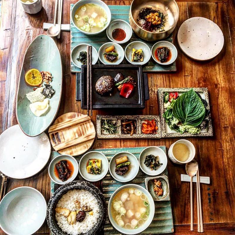 what and where to eat in Seoul