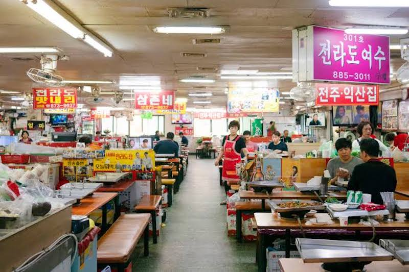 Sillim-dong Sundae District
