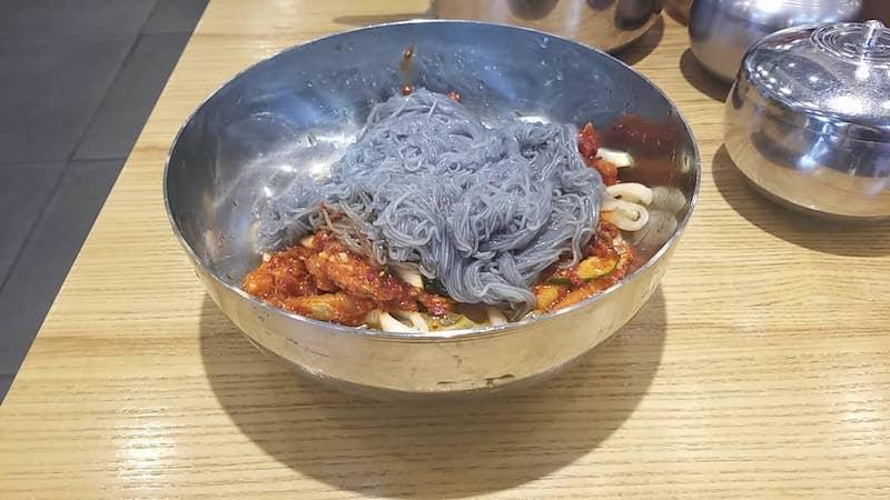 Ojang-dong Hamheung-naengmyeon Street